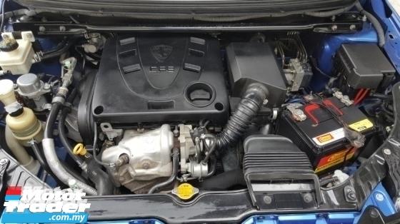 2014 PROTON SUPRIMA S 1.6 Super Premium CFE CVT Super Condition Never Accident No Any Modifications Free Warranty Worth Buy