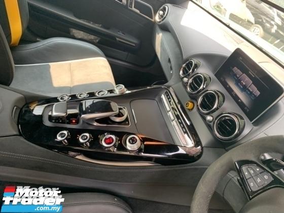 2018 MERCEDES-BENZ GTR AMG GTR 4.0L V8 TURBO LIMITED EDITION UNREG