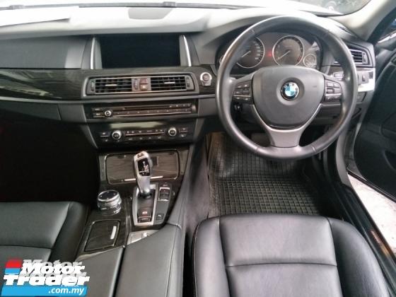 2014 BMW 5 SERIES 2.0 TWIN POWER TURBO 184 HP PRICE INCLUSIVE SST
