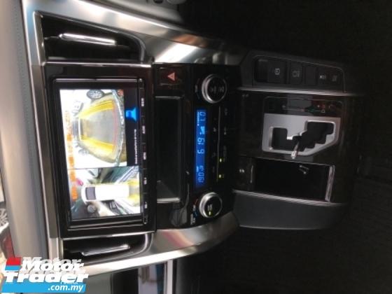 2016 TOYOTA ALPHARD Unreg Toyota Alphard SA 2.5 Sunroof 360view PowerBoot Push Start 7G