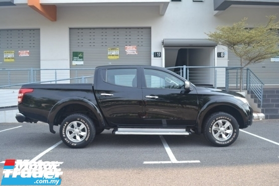 2015 MITSUBISHI TRITON 2.5 AT VGT - SUPERB FULL SERVICE RECORD