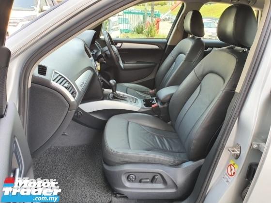2010 AUDI Q5 2.0 TFSI Quattro (A) CBU