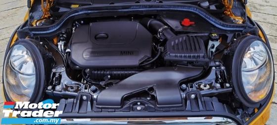 2016 MINI 3 DOOR 2016 MINI COOPER S 1.5A TWIN TURBO FACELIFT JAPAN SPEC SELLING PRICE  RM 109000.00 NEGO