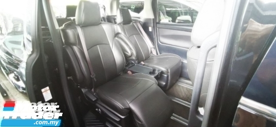 2017 TOYOTA ALPHARD 2.5 SA S UNREGISTER.TRUE YEAR CAN PROVE.HALF SST.7 SEAT.3 POWER DRS N BOOT.360 CAMERA.FREE GIFTS