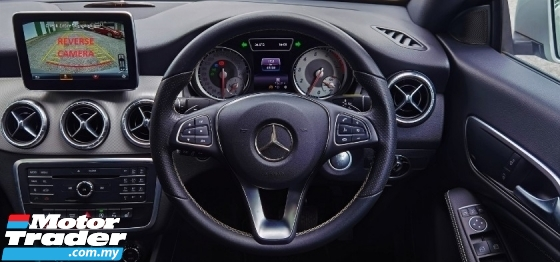2016 MERCEDES-BENZ CLA 2016 MERCEDES BENZ CLA180 1.6 SE TURBO  UNREG JAPAN SPEC CAR SELLING PRICE ONLY RM 149000.00 NEGO