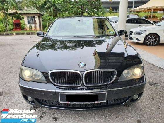 2007 BMW 7 SERIES 730LI (A) CBU