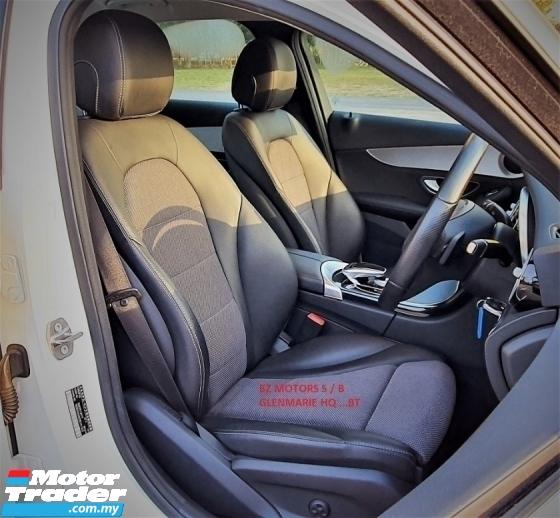 2016 MERCEDES-BENZ C-CLASS 2016 MERCEDES C180 1.6 AVANTGARDE SPEC ORIGINAL FROM JAPAN UNREG CAR SELLING PRICE RM 159000.00
