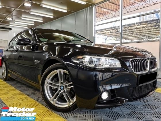 2013 BMW 5 SERIES BMW 528i F10 M SPORT 2.0 New F/LIFT DIGITAL METER