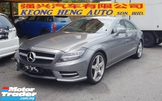 2011 MERCEDES-BENZ CLS-CLASS CLS350 AMG SPORTS EDITION