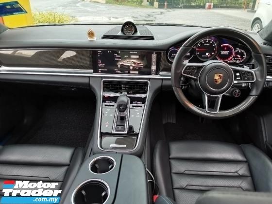 2017 PORSCHE PANAMERA {Excellent Condition* 100%-Genuine Mileage* No Repair Needed} 2017 Porsche Panamera Turbo 4.0L