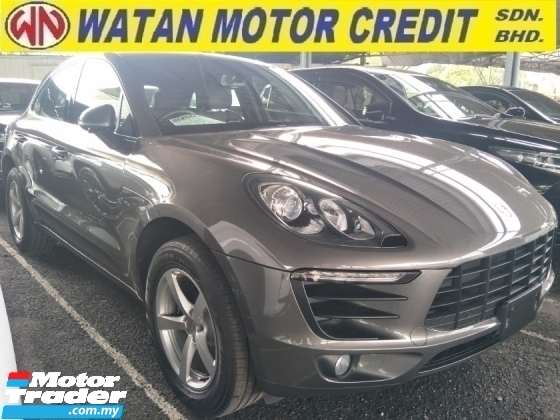 2014 PORSCHE MACAN 2.0 POWER BOOT PADDLE SHIFT MULTI FUNCTION STEERING