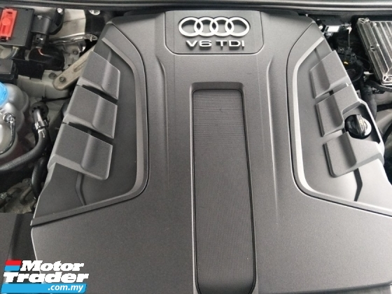 2015 AUDI Q7 3.0 S LINE QTR DIESEL TURBO POWER BOOT PADDLE SHIFT ELECTRIC LEATHER SEATS FREE WARRANTY