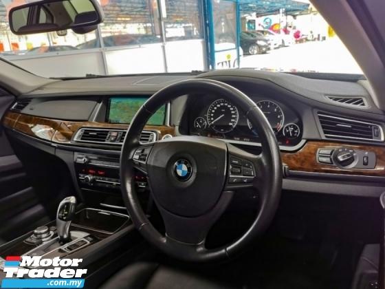 2014 BMW 7 SERIES Bmw 730Li 3.0 FACELIFT SROOF PwBOOT VACUM WARRANTY