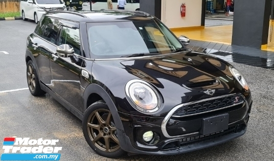 2017 MINI Clubman 2017 MINI COOPER S CLUBMAN 2.0A TWIN TURBO FACELIFT JAPAN SPEC SELL  PRICE RM 159000.00 NEGO