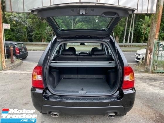 2011 KIA SPORTAGE 2011 KIA SPORTAGE 2.0 (A) 1 OWNER FULL SPEC FULL LEATHER SEAT