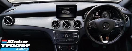 2017 MERCEDES-BENZ GLA 2017 MERCEDES BENZ GLA 180 SE 1.6 TURBO UNREG JAPAN SPEC CAR SELLING PRICE ONLY RM 149000.00