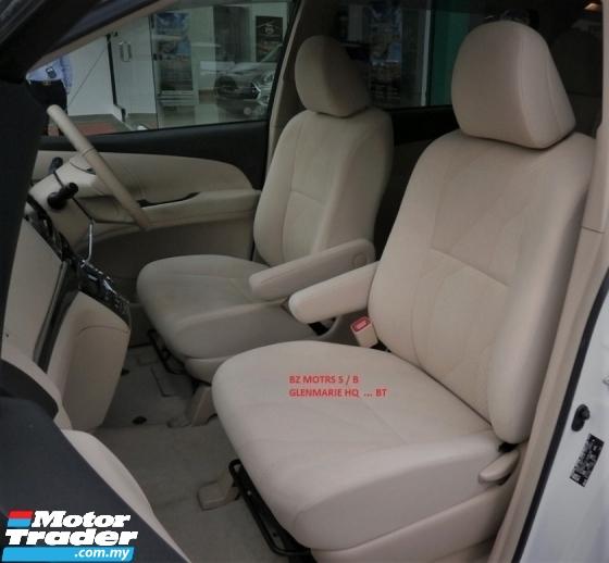 2015 TOYOTA ESTIMA 2015 TOYOTA ESTIMA 2.4 AERAS X SPEC 8 SEATS JAPAN SPEC UNREG CAR SELLING PRICE RM 148000.00 NEGO