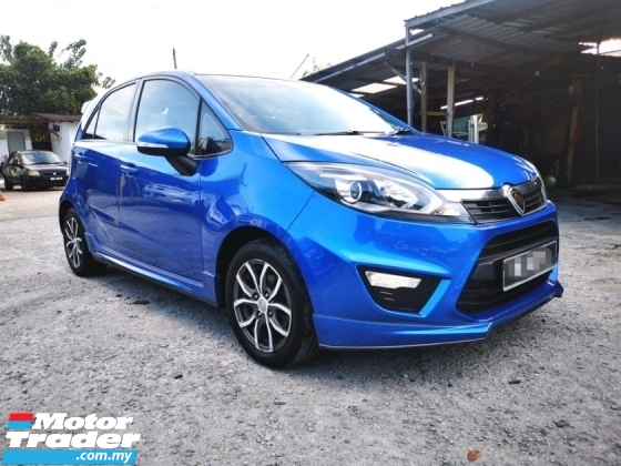 2015 PROTON IRIZ 1.6 AUTO FULL SPEC / REGISTER 2016 / PUSH START / LEATHER SEAT / REVERSE CAMERA / TIPTOP CONDITION
