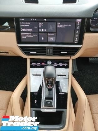 2018 PORSCHE CAYENNE 2018 Porsche Cayenne 3.0 V6 Facelift Tiptronic S UK Spec Unregister