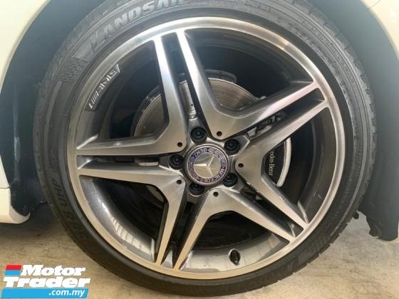 2016 MERCEDES-BENZ CLA 180 AMG JAPAN Spec Unregister 2yrs Warranty Nego
