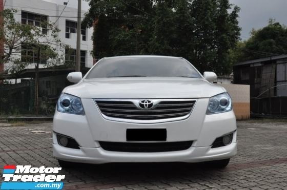 2010 TOYOTA CAMRY 2.4V Facelift Full Service Record Well Maintain