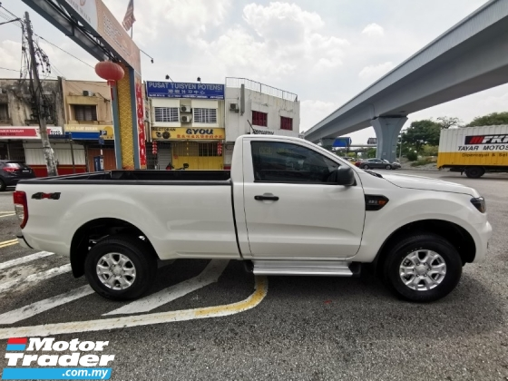 2020 FORD RANGER 2.2 SINGLE CAB FULL LOAN