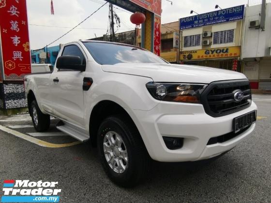 2020 FORD RANGER 2.2 XL MANUAL SINGLE CAB