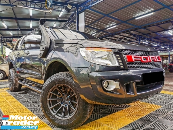 2013 FORD RANGER Ford RANGER 3.2 T XLT HiRIDER (M) 6SPEED 4WD WRNTY