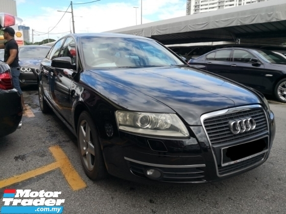 2006 AUDI A6 2.4cc V6 Petrol Engine 242 BHP TRUE YEAR MADE 2006 Well Maintain Buy and Drive Condition