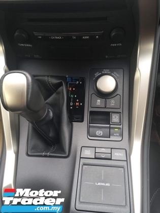 2015 LEXUS NX 200T NX200t NX200 2.0 TURBO (UNREG) CHEAPEST IN TOWN