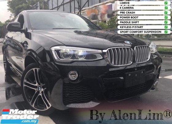 2015 BMW X4 M SPORT 2.0 TURBO (UNREG) CHEAPEST IN TOWN