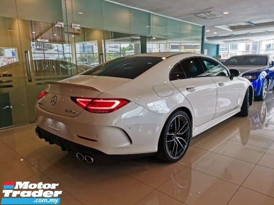 2018 MERCEDES-BENZ CLS-CLASS {50%-Sale Tax Discount} 2018 Mercedes-Benz CLS53 4-MATIC {100%-GENUINE MILEAGE} CLS450 CLS53 CLS 450