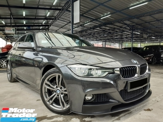2016 BMW 3 SERIES Bmw 330i 2.0 M SPORT (A) PERFECT UnderWRRANTY