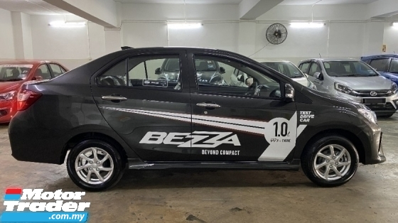 2020 PERODUA BEZZA 1.0 GX(A) 0% SALES TAX FAST CAR LAST CALL