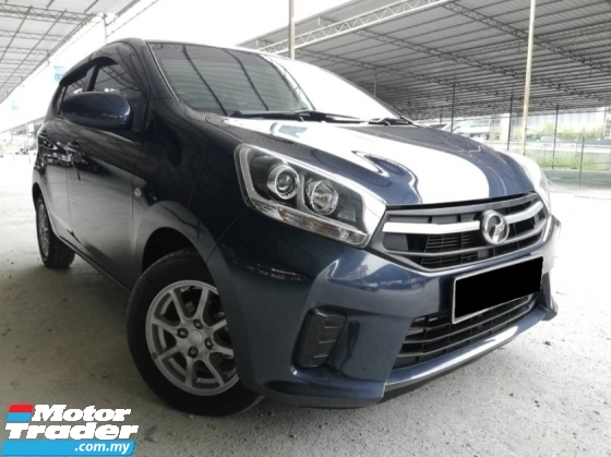 2017 PERODUA AXIA 1.0 G (A)CARKING WELCOME BUYER