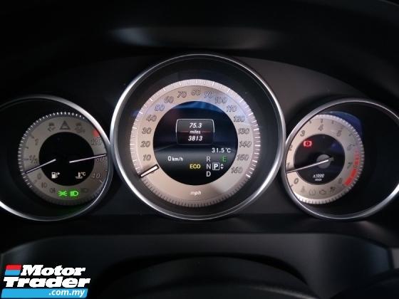 2014 MERCEDES-BENZ E-CLASS W207 2.0cc AMG UK SPEC PADDLE SHIFT ELECTRIC LEATHER SEATS AMG 18 SPORT RIM FREE WARRANTY