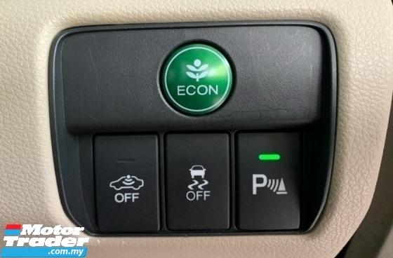 2015 HONDA ACCORD 2.0 i-VTEC Auto Facelift Premium Spec
