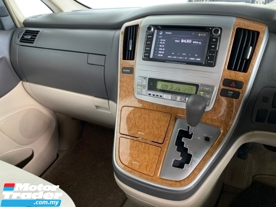 2007 TOYOTA ALPHARD 3.0 V6 (A) Facelift High Spec Model