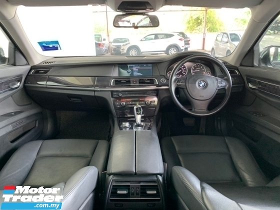 2009 BMW 7 SERIES 740i 3.0 (A) Premium Model Twin Turbo Perfect Condition