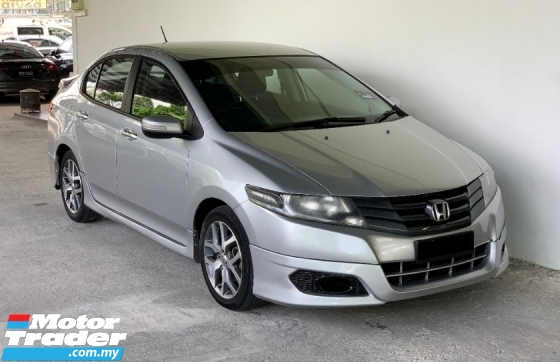 2011 HONDA CITY 1.5 (A) Modulo Sport High Grade Model