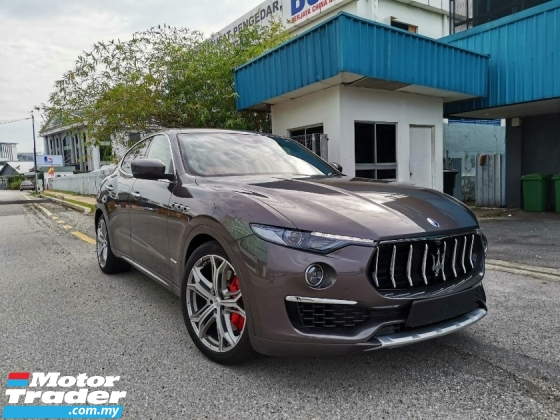2019 MASERATI OTHER {U.K Maserati Approved Pre-Owned* 100%-Genuine Mileage} 2019 Maserati Levante SQ4 (PETROL) 430-Hp S