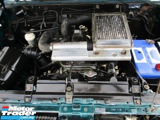 2000 MITSUBISHI PAJERO 2.8 (A) Diesel Turbo 4x4 CarKing