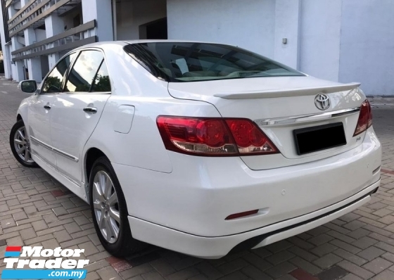 2008 TOYOTA CAMRY 2.4 V-SPEC LEATHER POWER SEATS NO ACCIDENT FULLKIT