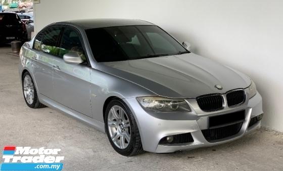 2010 BMW 3 SERIES 320i M-Sport Auto Original M Performance Spec