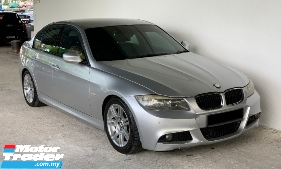 2009 BMW 3 SERIES 320i M-Sport Auto Original M Performance Spec