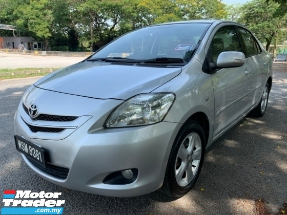 2010 TOYOTA VIOS 1.5 G (A) 1 Lady Owner Only Original Paint TipTop Condition View to Confirm