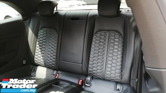 2018 AUDI RS5 Audi RS5 2.9T 2018
