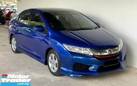 2014 HONDA CITY 1.5 I-VTEC Auto Facelift MUGEN Edition