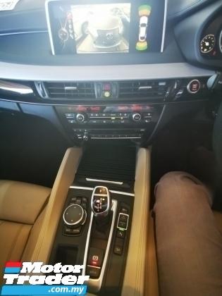 2016 BMW X6 M 3.0 M SPORT 50 D FULSPEC UNREG.TRUE YEAR CAN PROVE.LESS HALF SST.SUNROOF.POWER BOOT.MEMORY SIT N ETC