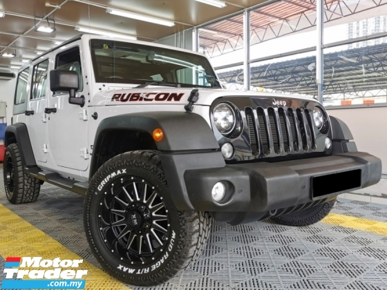 2014 JEEP WRANGLER Jeep Wrangler SAHARA 3.6 UNLIMITED ALPINE WARRANTY